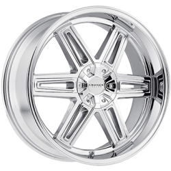 Cruiser Alloy 920C Iconic Chrome Wheels